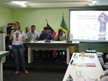 Ato na Paraíba
